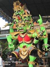 Новый год, Бали, храм