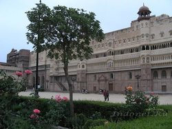 Биканер, дворец