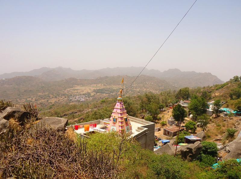 Гуру Шикхар, Маунт Абу