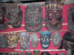 Маски Непала