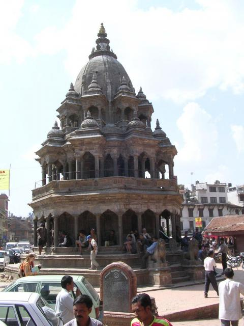 Патан, храм