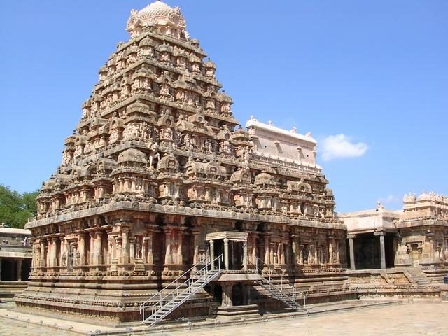 Дарашурам, храм