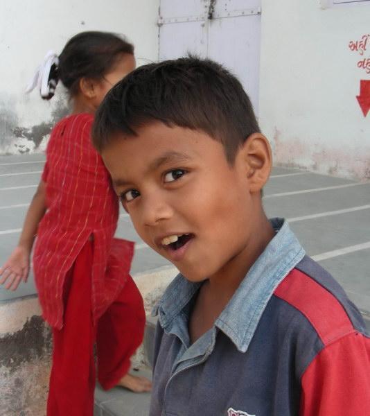 Маленький индиец