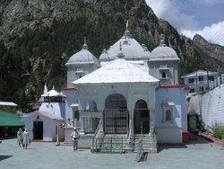Храм Ганготри