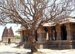 Хампи, храм Виталла