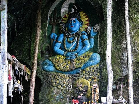 Шива в Западной Бенгалии