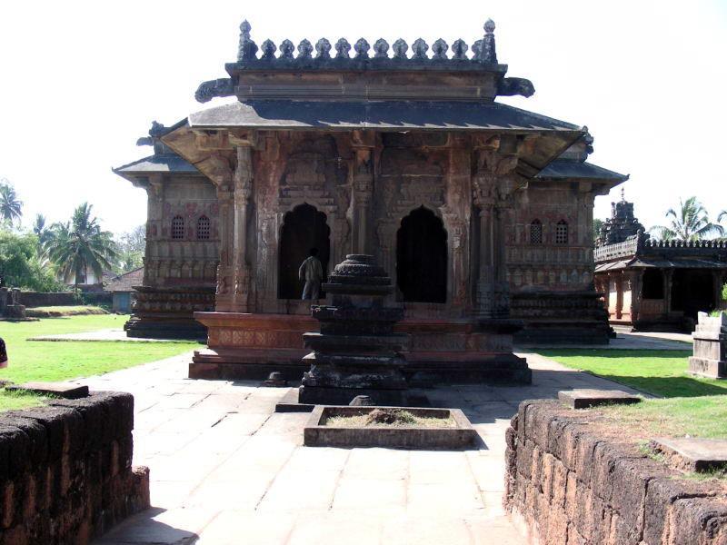 Иккери, храм Агорешвара