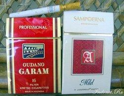 Сигареты Индонезии