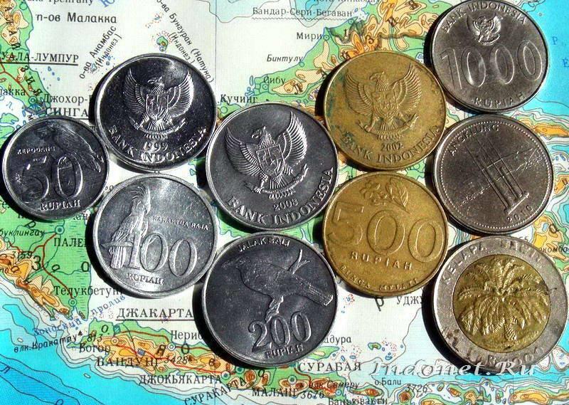 Деньги Индонезии