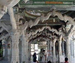 Джайнский храм, Дели