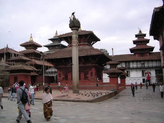 Катманду, Дурбар-сквер