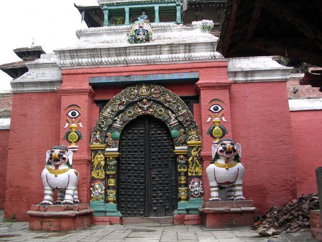 Ворота Таледжу, Катманду