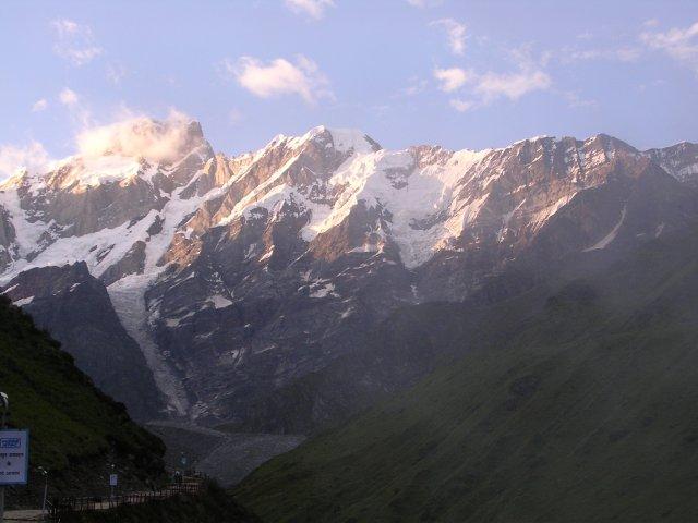 Гималаи за Кедарнатхом