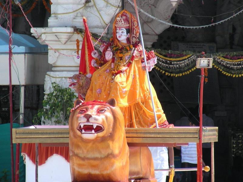 Амбаджи. Дурга