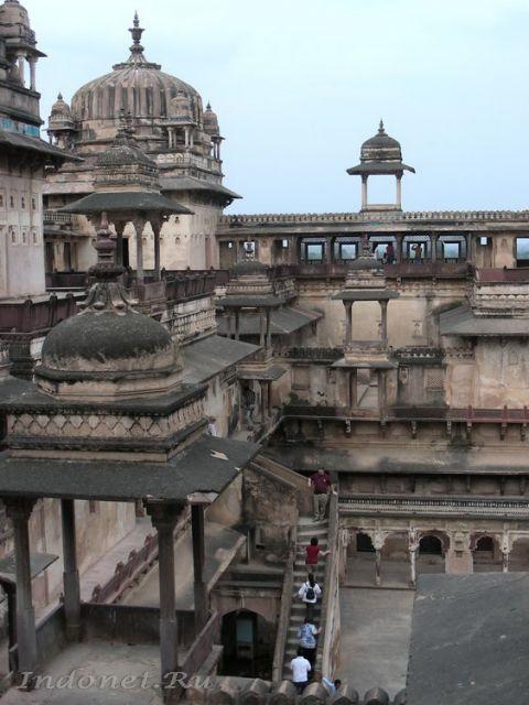 Орчха, дворец Джехангира