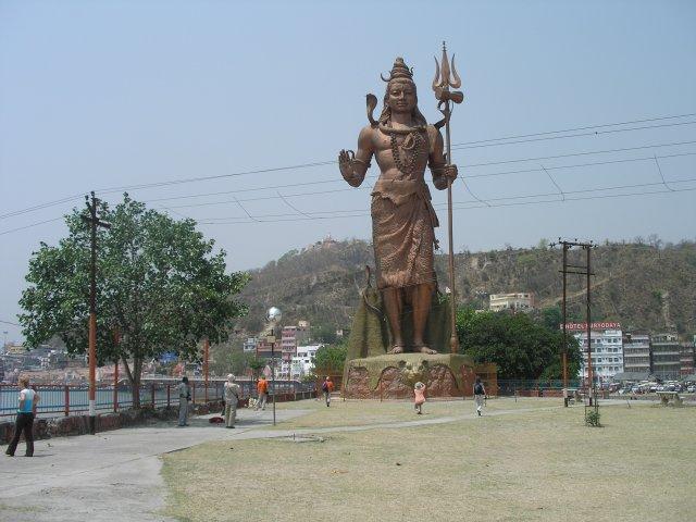 Шива в Харидваре