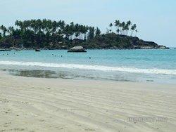 Палолем, пляж и море