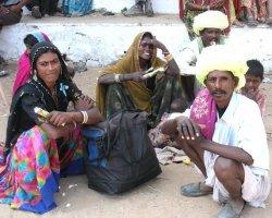 Раджастанцы деревенские