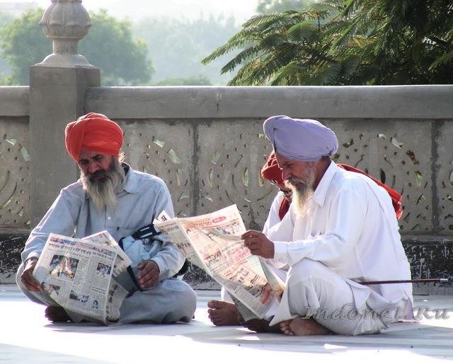 Сикхи Пушкара