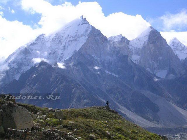 Тапован и Бхагиратхи