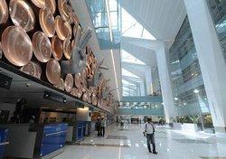 Аэропорт Дели международный