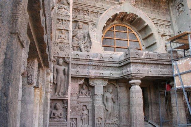 Аджанта, буддистский храм
