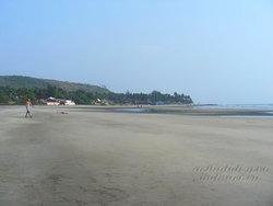 Ашвем, пляж