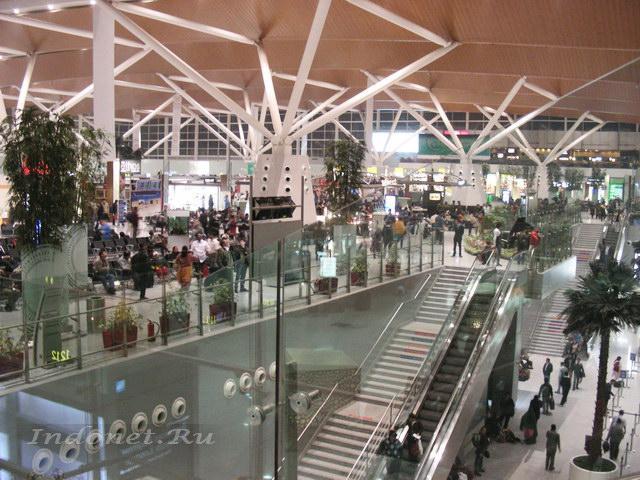 Аэропорт Дели локальный