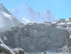 Гималаи. Гомукх и Бхагиратхи