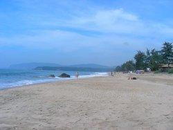Пляж Агонды