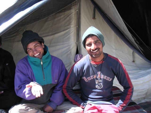 Индусы Гарвальские гиды
