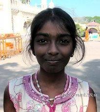 Лицо южной Индии