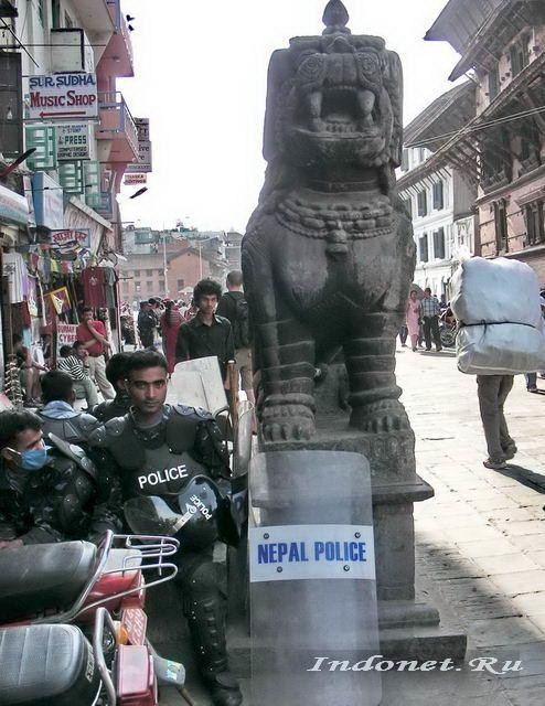 Защитники Непала