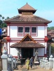 Храм Malikarjuna Goa
