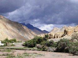 Долина реки Маркха