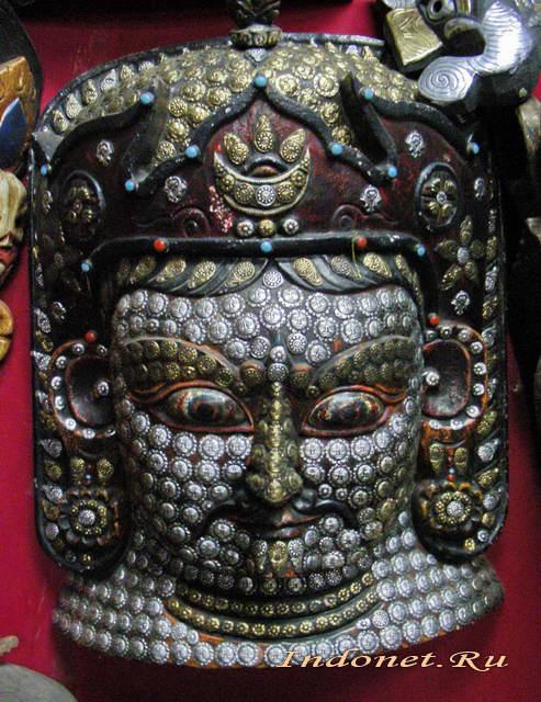 Непальская маска