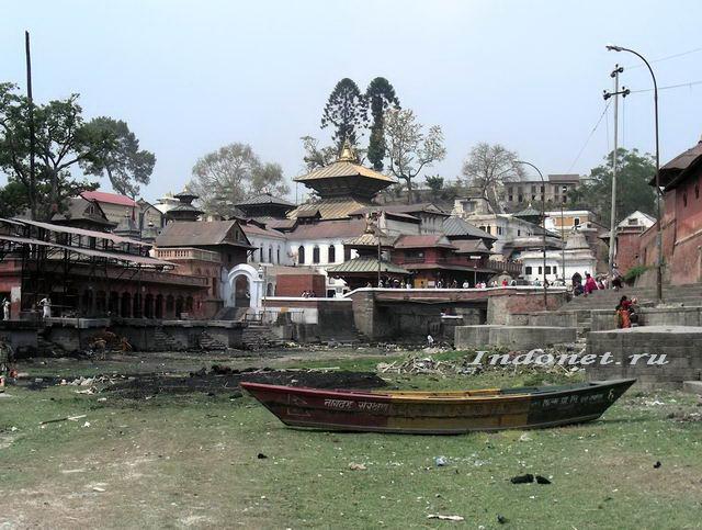 Пашупатинатх и Багмати