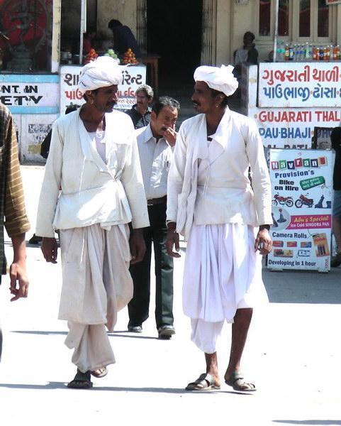 Раджастанцы - раджастхани