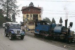Гималайская железная дорога