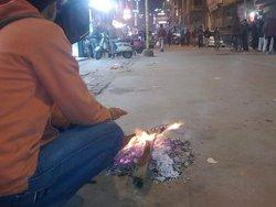 Зима в Дели