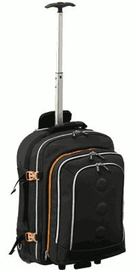 Обзор рюкзаков на колесах, Икеа