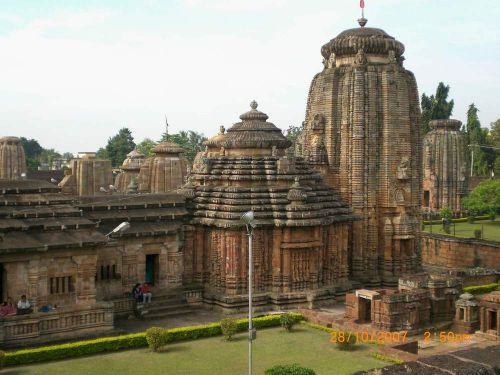 Бубанешвар. Храм Лингараджа