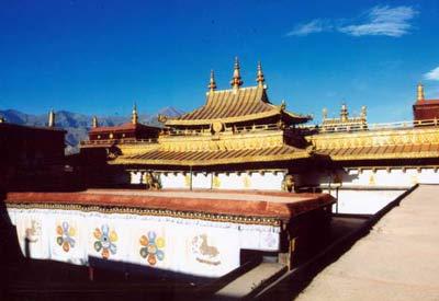 Тибет, Храм Дачжаосы, фото russian.cri.cn