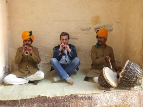 я в Джодпуре