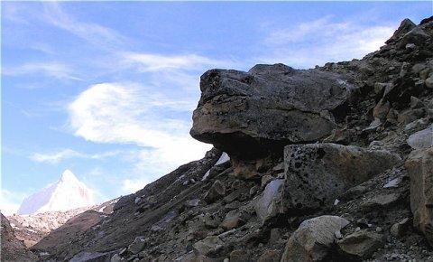 Страж пути к Кедар Тал