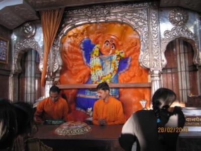 Дурга из Сапташринги