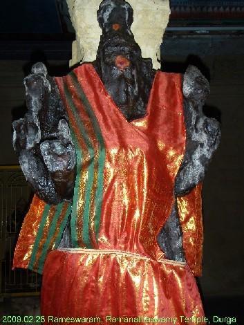 Ramanathaswamy Temple, Durga