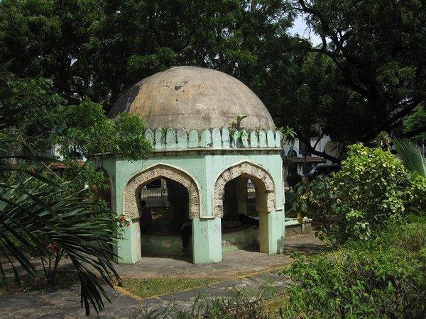Индо-сарацинский стиль в Момбасе