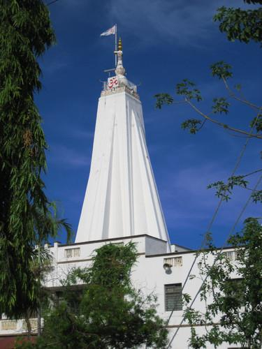 Храм Шивы в Момбасе