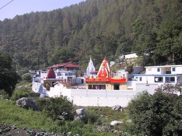 Каинчи Ашрам - современный вид